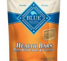 BLUE Health Bars Adult Pumpkin & Cinnamon Biscuits Dog Treats 16oz