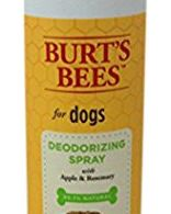 Burt's Bees Deodorizing Spray for Dogs 10 Ounce