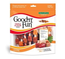 Good'n'Fun Triple Flavor Kabobs12 oz