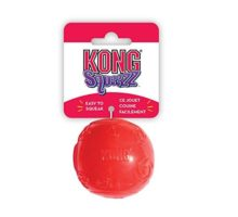 KONG Squeezz Ball Dog Toy XLarge Colors Vary