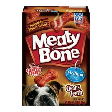 Meaty Bone Medium Dog Snacks 64Ounce