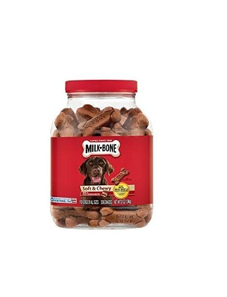 Milk Bone Soft & Chewy Dog Snacks