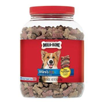 MilkBone Flavor Snacks  Dog Treat Mini Biscuits 36Ounce