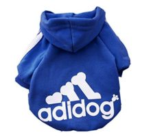 Moolecole Pet Sports Apparel Cat & Dog Cold Weather Coats Dog Hoodies Pet Sweaters