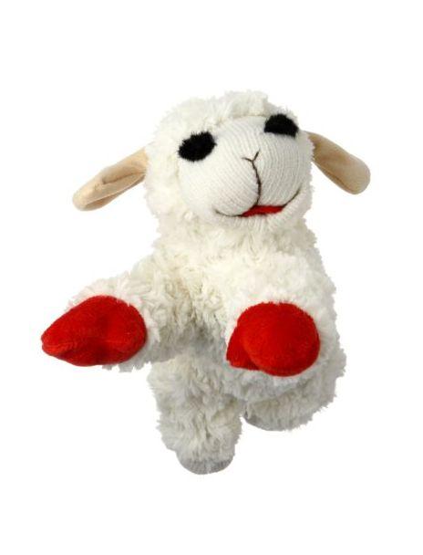 Multipet Plush Dog Toy Lambchop