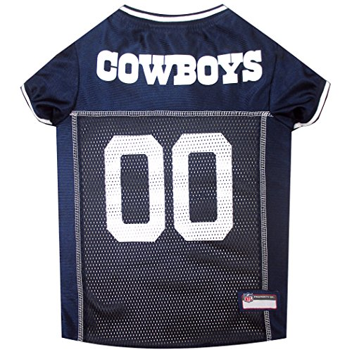 NFL PET JERSEY  Football Licensed Dog Jersey  32 NFL Teams Available  Comes in 6 Sizes  Football Pet Jersey  Sports Mesh Jersey  Dog Jersey Outfit  NFL Dog Jersey