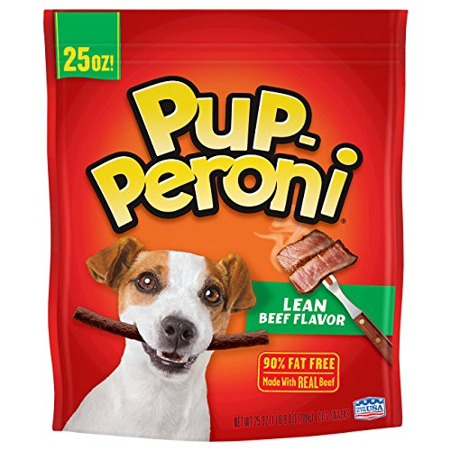 PupPeroni Original Lean Beef Flavor Dog Snacks 25Ounce