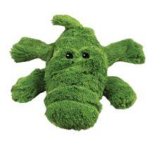 KONG Ali Alligator Cozie Dog Toy Small