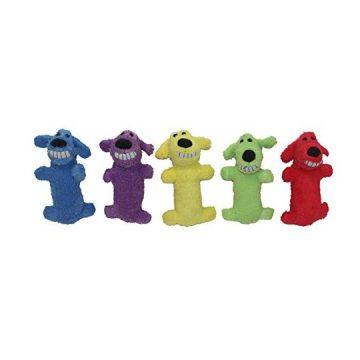 Multipet International Original Loofa Dog Mini 6Inch Dog Toy