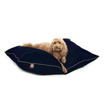 28×35 Blue Super Value Pet Bed By Majestic Pet ProductsMedium