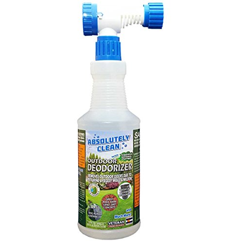 Absolutely Clean Outdoor Deodorizer Pet Waste And Outdoor