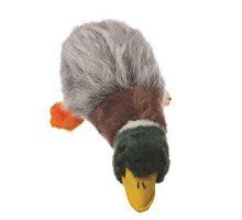 Mallard Migrator Bird Plush Dog Toy