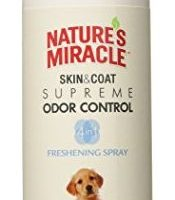 Nature Miracle Supreme Odor Control Spring Water Spray 8 oz