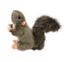 Squeaky Dog Toy Squirrel Puppy Plush Toys by KOOLTAIL