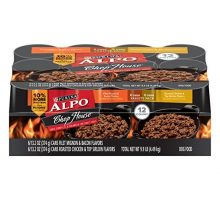 Purina ALPO Chop House Variety Pack Adult Wet Dog Food
