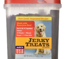 Jerky Treats Tender Strips Dog Snacks Beef 60 oz 375 lbs Jerkyhl Jerky7q