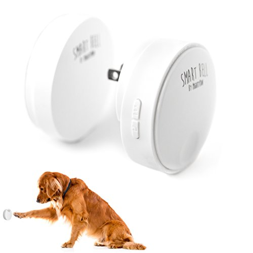 Mighty Paw Smart Bell 20 Dog Potty Communication Doorbell Superlight Press Button Doorbell