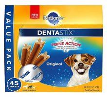 PEDIGREE DENTASTIX Small Medium Dog Chew Treats Original