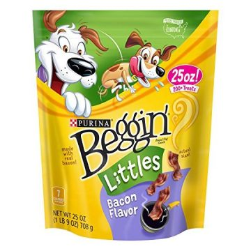 Purina Beggin' Bacon Flavor Dog Snacks
