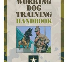 US Military Working Dog Training Handbook