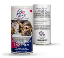Carpet and Room Deodorizer – Environmentally Friendly – NonAbrasive – Pet Odor Eliminator  14oz by Furriest Friends