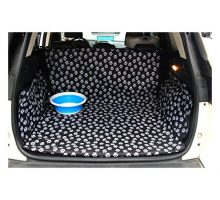 Oxford Trunk Liner  Car SUV Van Cargo Cover  Waterproof Floor Mat for Dogs Cats