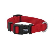 Weaver Leather Prism SnapNGo Collar Small Red