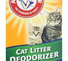 Arm & Hammer Cat Litter Deodorizer With Baking Soda 20 oz