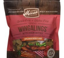 Merrick Kitchen Bites for Pets 9Ounce Wingalings Applewood Bacon