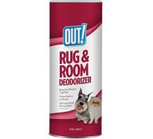 Out! Rug and Room Deodorizer Carpet Powder 32Ounce