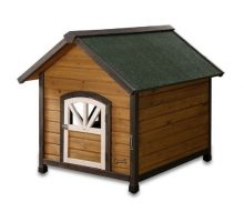 Pet Squeak Doggy Den Dog House Large