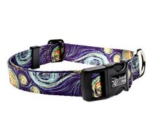 Dutch Dog Amsterdam Eco Friendly Van Gogh Dog Collar 2025Inch Large