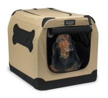Petnation PortACrate Indoor and Outdoor Home for Pets