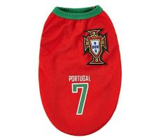 Siray 2018 FIFA World Cup Pet National Soccer Jersey Pet Shirt Pet Apparel