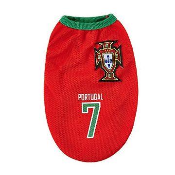 Siray 2018 FIFA World Cup Pet National Soccer Jersey Pet Shirt Pet Apparel
