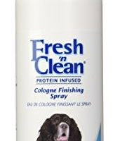 Fresh'n Clean Finishing Pet Baby Powder Scent Spray 12Ounce