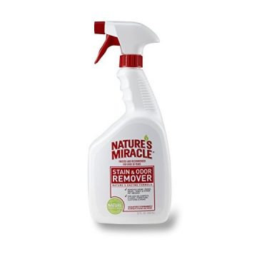 Nature Miracle Stain & Odor Remover Trigger Spray 32oz