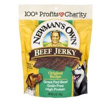 Newman Own Beef Jerky Original Recipe 5 oz