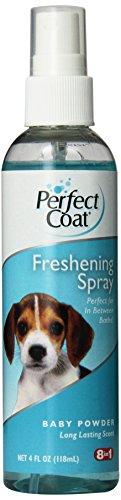 Perfect Coat Freshening Spray  Baby Powder  4 oz