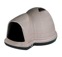 Petmate Indigo Dog House AllWeather Protection Taupe Black 3