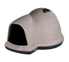 Petmate Indigo Dog House AllWeather Protection Taupe Black 3
