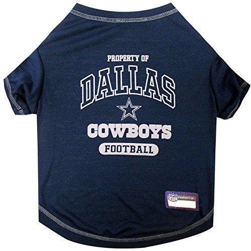 NFL DALLAS COWBOYS Dog TShirt Medium
