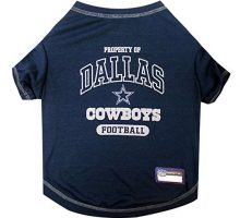 NFL DALLAS COWBOYS Dog TShirt Medium