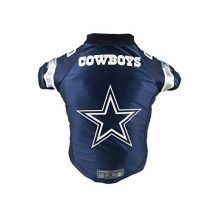 NFL Dallas Cowboys Premium Pet Jersey XS