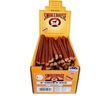 Smokehouse Chicken Stix Dog Treatss 60 Count