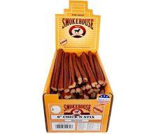 Smokehouse Chicken Stix Dog Treatss 60 Count