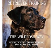 Sporting Dog and Retriever Training The Wildrose Way Raising a Gentleman Gundog for Home and Field