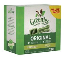 GREENIES Original TEENIE Dental Dog Treats 36 oz Pack