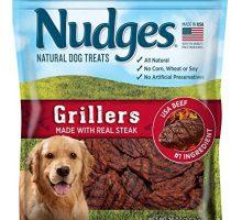 Nudges Steak Grillers Dog Treats 36 oz