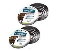 Bayer Seresto Flea and Tick Collar Large Dog 2Pack